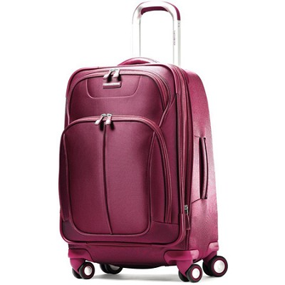 Hyperspace 21.5` Carry On Spinner Luggage (Ion Pink)