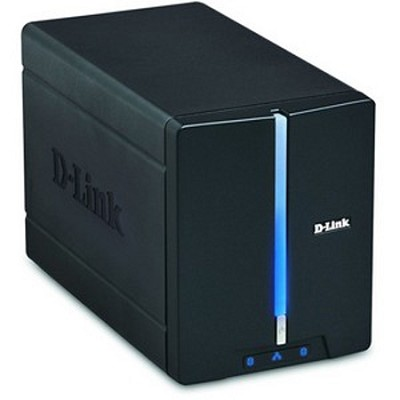 2-Bay Network Storage Enclosure