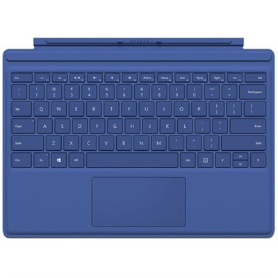 Surface Pro 4 Type Cover (Blue)