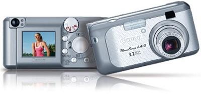 PowerShot A410 Digital Camera