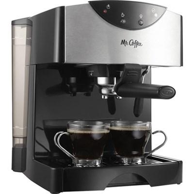 Pump Espresso Maker in Black - ECMP50-RB