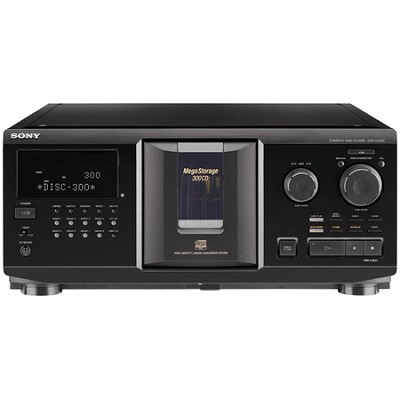 CDPCX355 - 300 Disc MegaStorage CD Changer - OPEN BOX