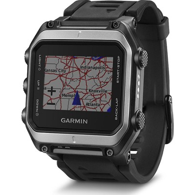 epix GPS Smartwatch with TOPO Canada Maps