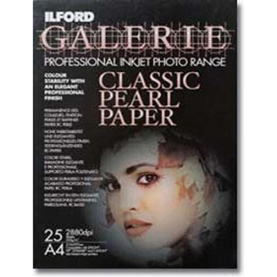 Classic Pearl 8.5 x 11 Photo Paper - 25 Pack