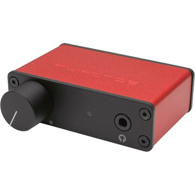 uDAC3 Mobile USB DAC and Headphone Amplifier (Red)