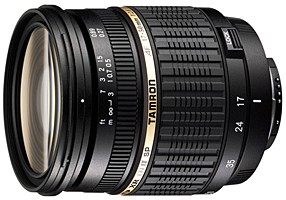 17-50mm f/2.8 XR Di-II LD Aspherical [IF] SP AF Zoom Lens for Canon EOS Digital