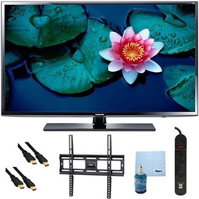 UN40H5203 - 40` Full HD 60Hz 1080p Smart TV Plus Mount & Hook-Up Bundle