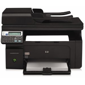 LaserJet Pro M1217nfw Monochrome All-in-One Printer (CE844A#BGJ) - USED