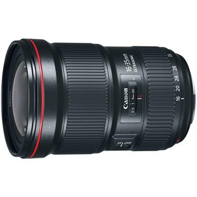 EF 16-35mm f/2.8L III USM Ultra Wide Angle Zoom Lens