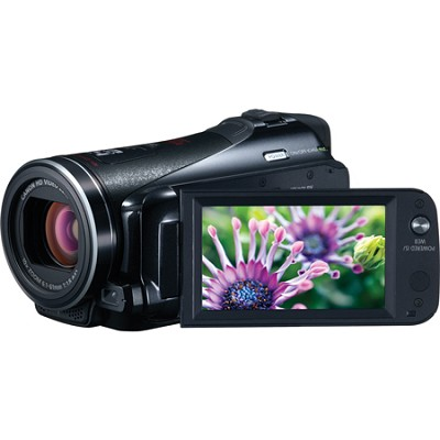 VIXIA HF M41 32GB Flash Memory 1080p HD Camcorder w/ 3.0` Touchscreen
