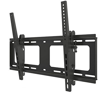 TV Wall Mount Tilting Bracket for Most 37`-70` TVs Premium Steel Construction