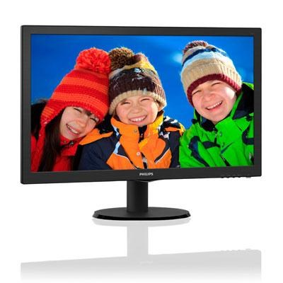 21.5` TFT LCD Monitor with LED Backlit - 223V5LSB