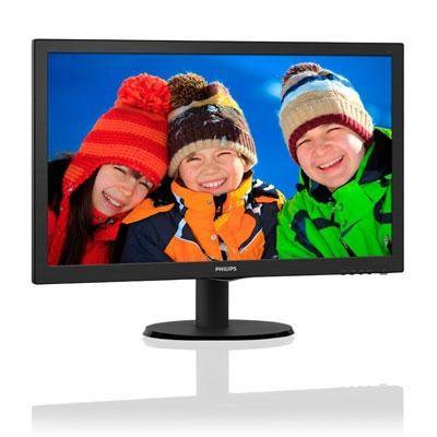 21.5` TFT LCD Monitor with LED Backlit - 223V5LSB