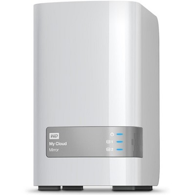 10TB WD My Cloud Mirror Personal Cloud Storage