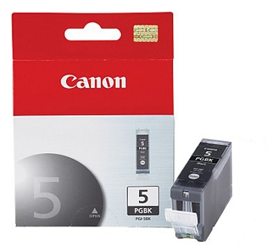 PGI-5 Pigment Black Ink Tank for Canon PIXMA iP4200