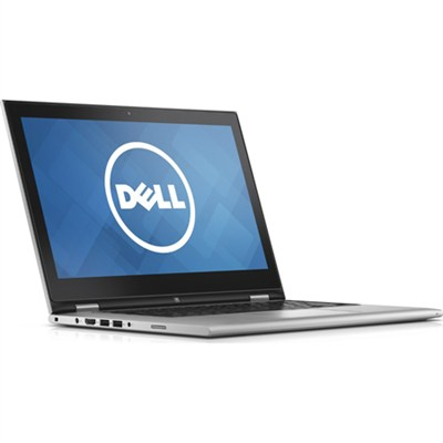 Inspiron 13 13.3` FHD Touch i7359-6790SLV 256GB Intel Core i5-6200U Notebook PC
