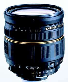 24-135mm AF F3.5-5.6 Aspherical EOS FS=72 Lens For Canon , With 6-Year Warranty