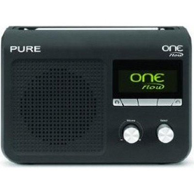 ONE Flow Portable Internet and FM Radio