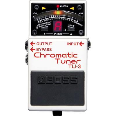 TU-3 Chromatic Pedal Tuner