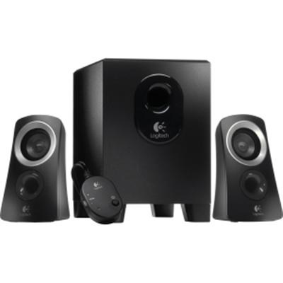 Z213 2.1 Multimedia Speakers with Subwoofer - 980-000941