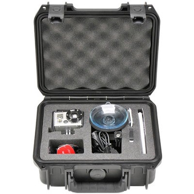 3I Series GoPro  Hard Case (Black) - 3I0907-4-008