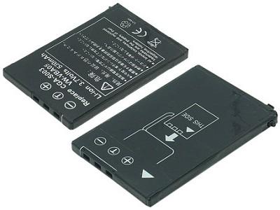 600mAh Lithium Battery CGA-S003 for Panasonic SV-AV50 and SV-AS10
