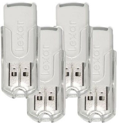 4GB JumpDrive FireFly Exclusive 4-Pack Brand new Bulk Packaging