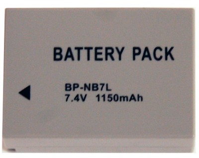 BP-7L 1150mah Battery Pack F/ Powershot G10, G11, G12 and SX30 (NB-7L)
