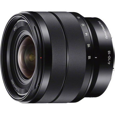 SEL1018 - 10-18mm f/4 Wide-Angle Zoom Lens