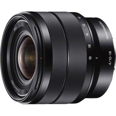 SEL1018 - 10-18mm f/4 Wide-Angle Zoom E-Mount Lens