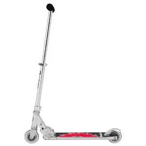 Pro Model Scooter - Clear - 13018000 - OPEN BOX