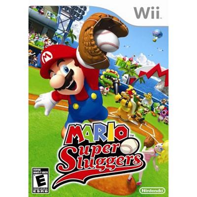 Wii Mario Super Sluggers
