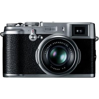 X100 12.3 MP APSC CMOS EXR Digital Camera with 23mm Fujinon Lens