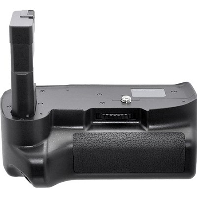 Deluxe Power Battery Grip for Nikon D3100/D3200/3300 Cameras