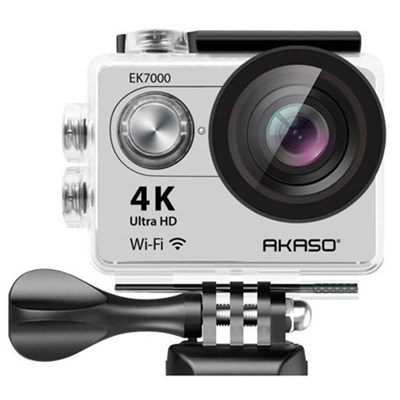 Ultra HD 4k WIFI 170 Degree Wide Waterproof Sports Action Camera (OPEN BOX)