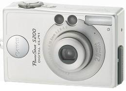 CLOSEOUT Powershot S-200 Digital Camera 1 PC LEFT!