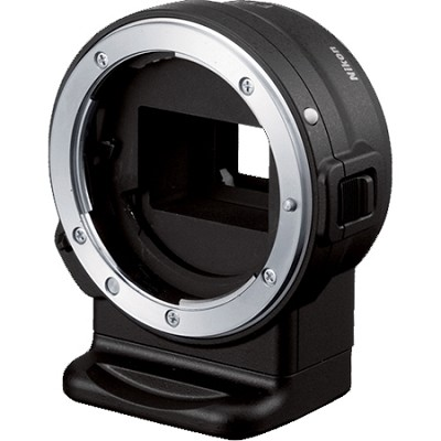 FT1 F-mount Lens Adapter for Nikon 1 Digital Cameras Compatible with 1, J1, V1