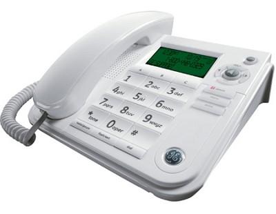 Corded Desktop Speakerphone with Caller ID 29581GE1