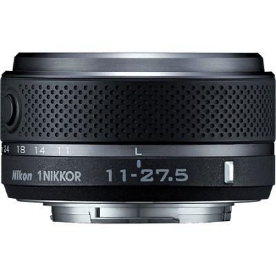 1 NIKKOR 11-27.5mm f/3.5 - 5.6 Lens (Black) (3322) - Factory Refurbished