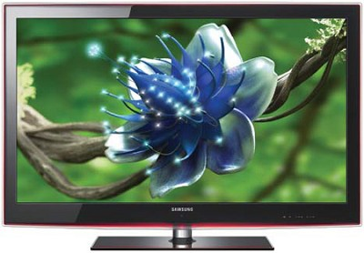 UN46B6000 - 46` LED High-definition 1080p 120Hz  LCD TV