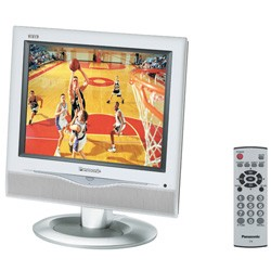 TC-14LA2 14` Diagonal LCD TV with Built-In Stereo Speakers