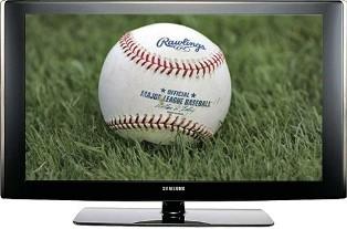 LN-T5265F - 52` High Definition 1080p LCD TV - Torn Box