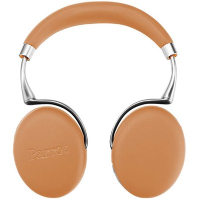 Zik 3 Wireless Noise Cancelling Bluetooth Headphones Camel Leather - OPEN BOX