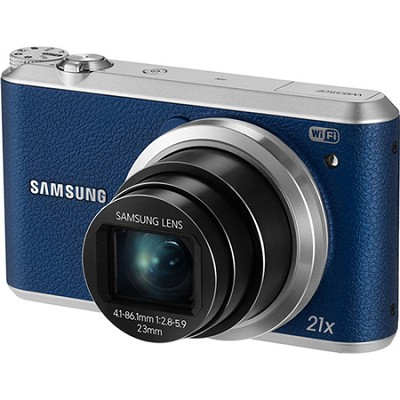 WB350 16.3MP 21x Opt Zoom Smart Camera - Blue