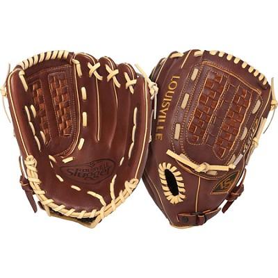 12.5-Inch FG 125 Series Baseball Infielders Glove Left Hand Throw - Brown