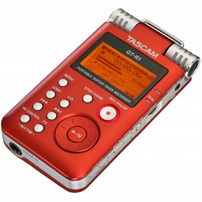 GT-R1 - Portable Digital Recorder