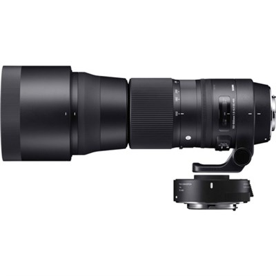 150-600mm F5-6.3 Contemporary Lens and TC-1401 1.4X Teleconverter Kit for Nikon