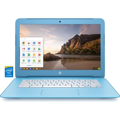 14-ak060nr 14.0` HD Chromebook - Intel Celeron N2940 Processor