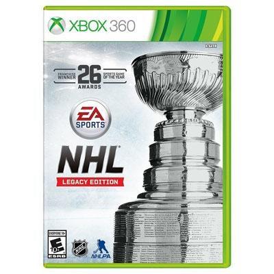 NHL Legacy Edition X360