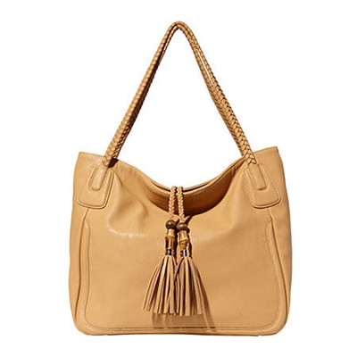 Jansen Bag - Camel